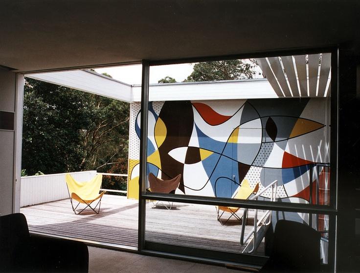 Rose Seidler House by Harry Seidler.  Secret Design Studio knows mid century modern architecture.  www.secretdesignstudio.com