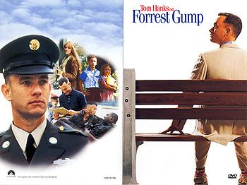 Forrest Gump is a 1994 American comedy-drama film based on the 1986 novel of the same name by Winston Groom. Description from plusminusdesign.de. I searched for this on bing.com/images