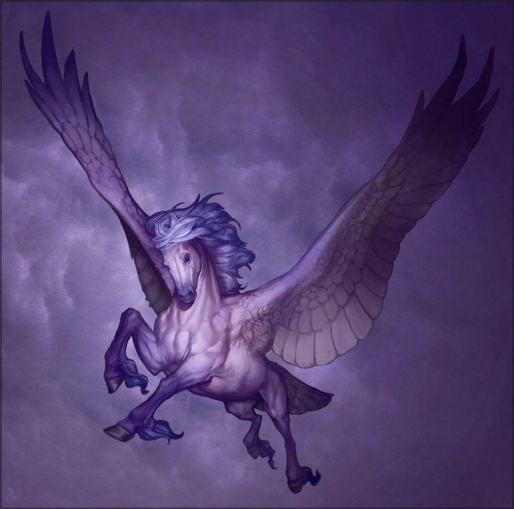 YMC - Pegasus by LhuneArt on DeviantArt