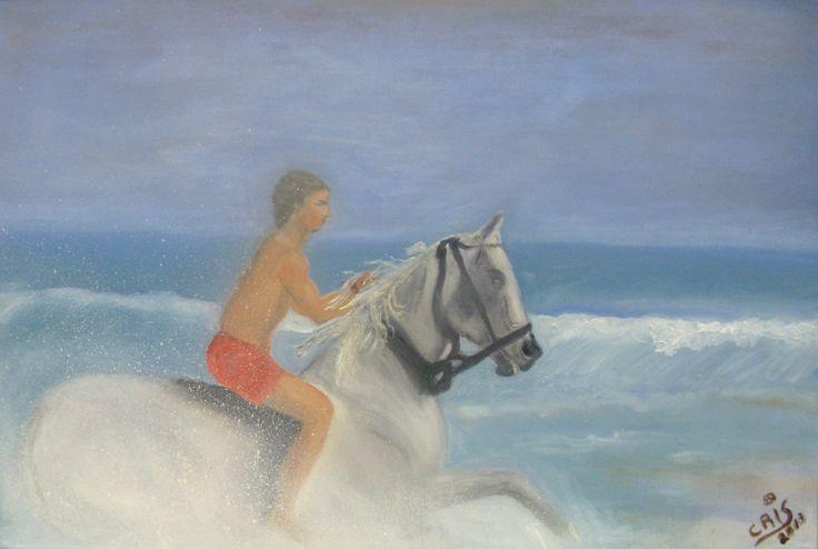 """""""El viento en la isla"""" (Neruda)"""
