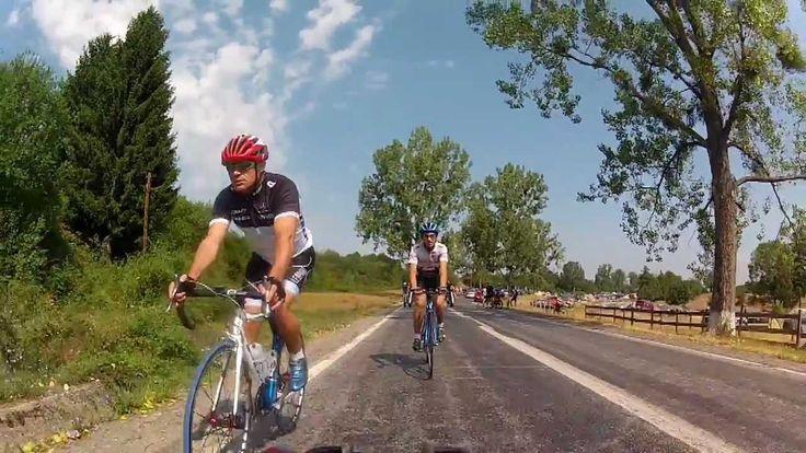 Urcarea ciclism.ro pe Transfagarasan 2012