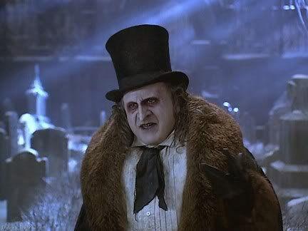 Danny Devito - The Penguin from Batman Returns