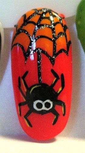 creepy crawly nail and toe