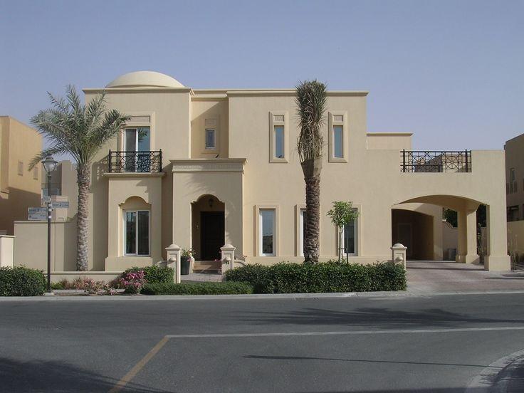 Front Elevation Villas Dubai : Best images about arabian villas on pinterest house