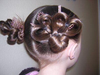 Fotos de peinados con trenzas para ni as lugares para - Trenzas para nina ...