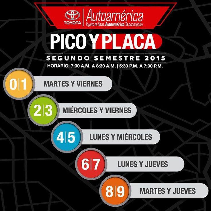 Recuerda que a partir de este lunes 3 de agosto rota el #picoYplaca para la ciudad de Medellín, mantén esto presente para evitar sanciones. #Autoamérica. Más información: http://ww0.autoamerica.com.co/enlace-vial/pico-y-placa-medellin/