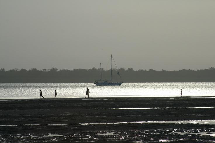 Inskip Point, Queensland