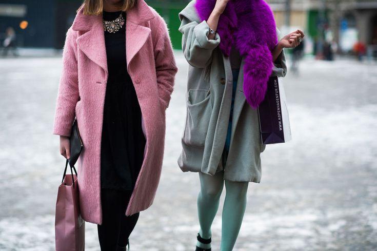 From the Sidewalks of Copenhagen - Copenhagen Fashion Week Fall 2014: Day 1