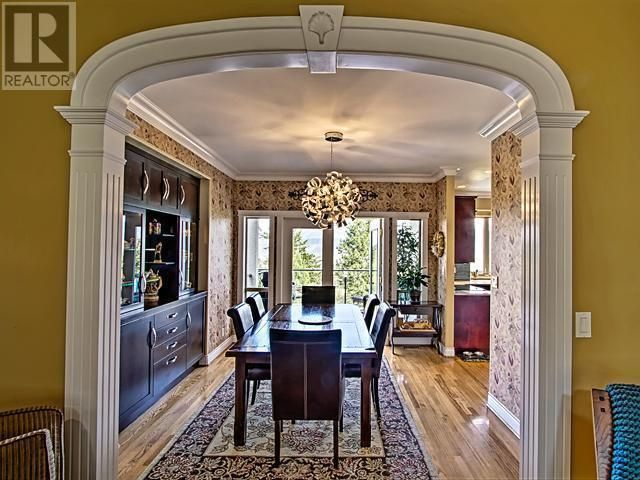 Your formal dining room.