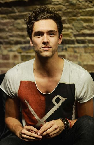 Andy Brown - I LOVE Lawson & Andy is gorgeous