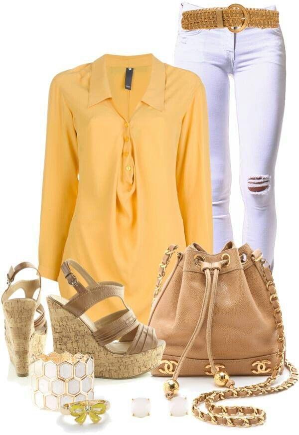Look en amarillo!