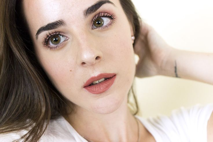 Easy and quick pink bronzy makeup look || Look de maquillaje fácil y rápido rosa y bronceado