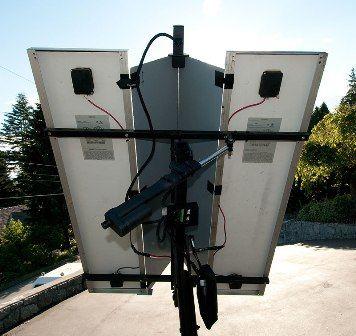 Solar Tracker by David