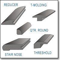 types of flooring transitions