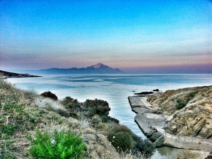 Sarti,Chalkidiki,Greece