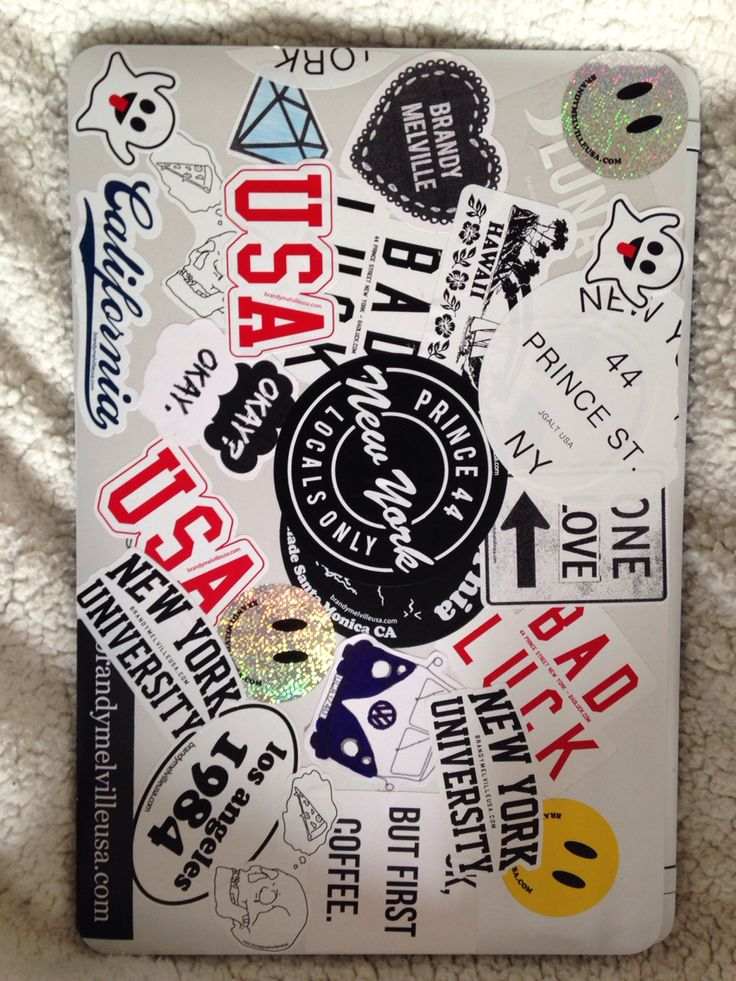 how to decorate your laptop | Aesthetic rooms, Decor, Diy