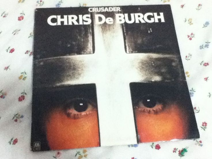 Chris De Burgh - Crusader - 1979 - A & M Records - Vintage Vinyl Album - LP