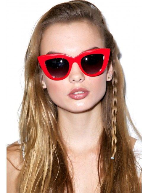 Quay Eyeware Kitti Sunglasses | Dolls Kill