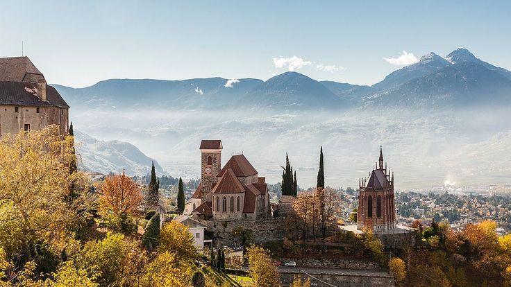 Schenna in Meran und Umgebung, Südtirol