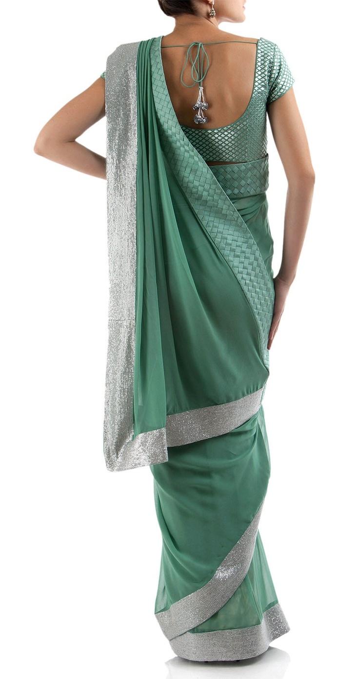 Varun Bahl  #Saree    #India