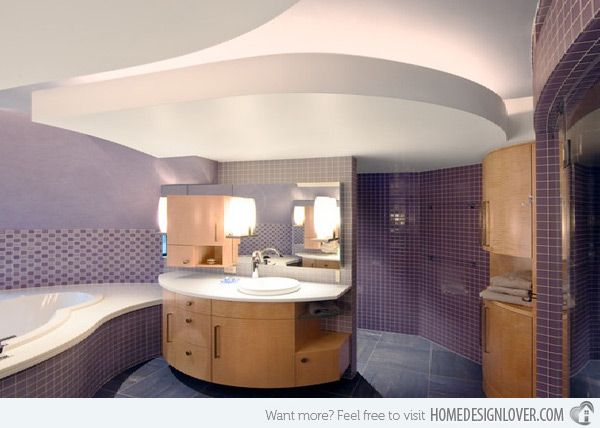 Best Photo Gallery For Website  Majestically Pleasing Purple and Lavender Bathroom Designs