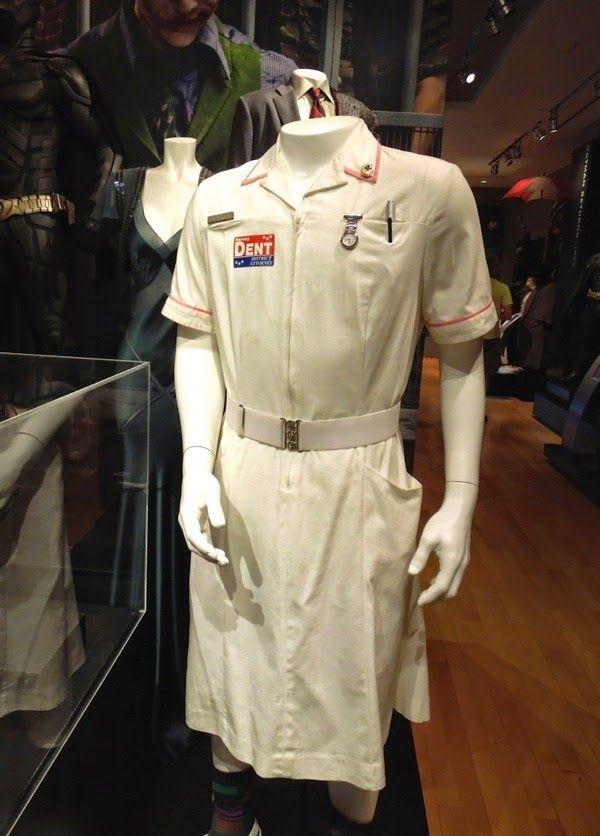 Joker nurse costume The Dark Knight