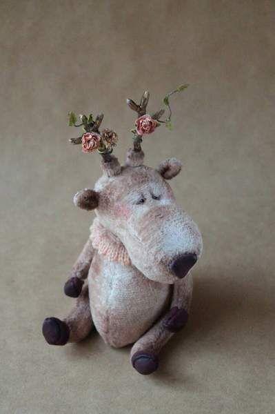 Pixie of a forest harmony By Alexandr and Alexandra Kizhaev - Bear Pile