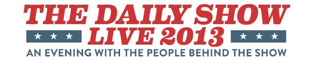 Live Comedy Tour | The Daily Show Live | Comedy Central Stand-Up