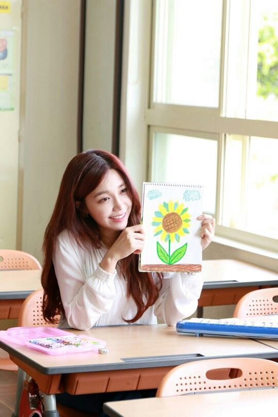 Eunji ... Hopefull sky