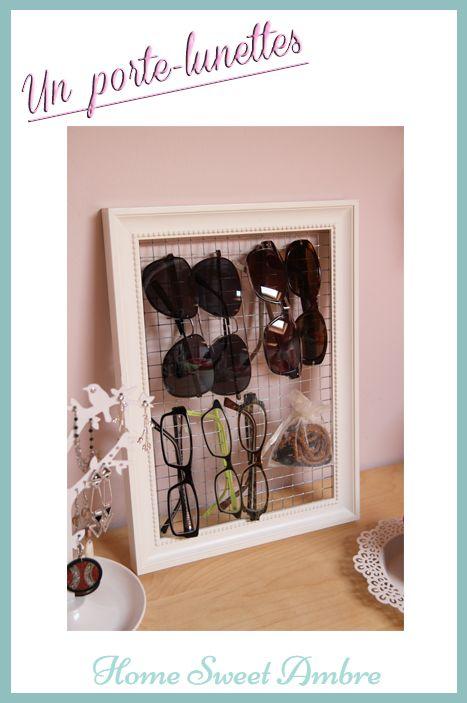 Le porte lunettes anniversaire pinterest bricolage for Decoration murale eclairee