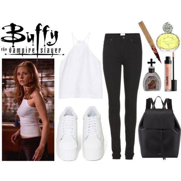 buffy the vampire slayer fashion - Google Search