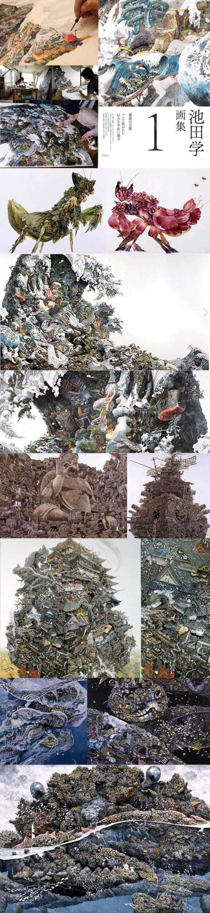 池田 学 Ikeda Manabu