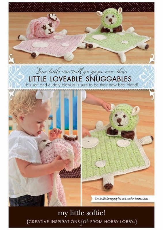 117 Best Images About Baby Snuggle Comfort Blankets Free