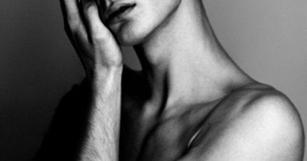 Liked on Pinterest: Ben Allen / Male Models . - how I imagine Nathan would be only Nathan is more scarred and has tattoos and messy hair