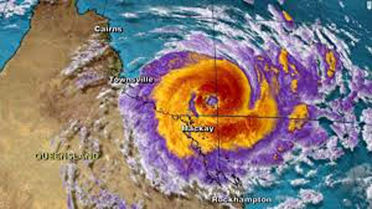 Queensland cyclone Latest news on ex tropical cyclone Debbie Top 24h Hot...