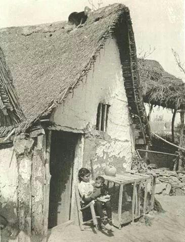 Barraca valenciana. 1935