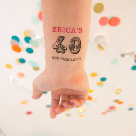 Best 25+ 40th Birthday Favors Ideas On Pinterest