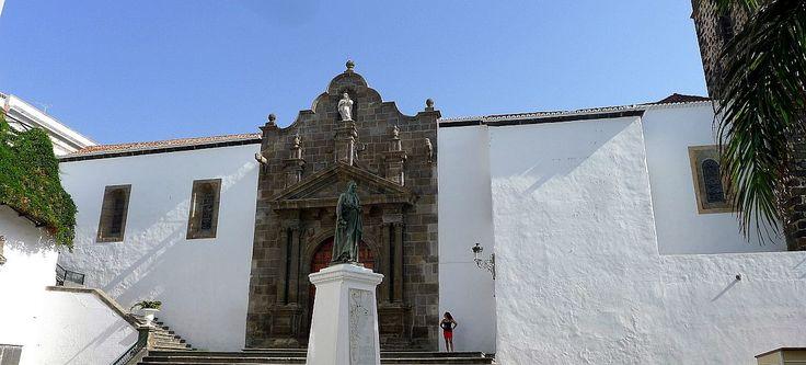 Iglesia El Salvador in Santa Cruz de La Palma