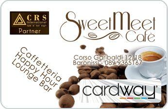 Sweet Meet Cafè - Attività Convenzionata CardWay. Siamo a Baronissi, Provincia di Salerno.