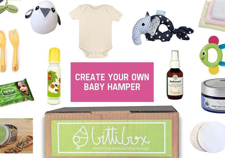 Create Your Own Baby Hamper! Fun!