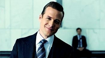 Gabriel Macht dazzling you with his smile? | Can You Make It Through This Post Without Your Ovaries Exploding?
