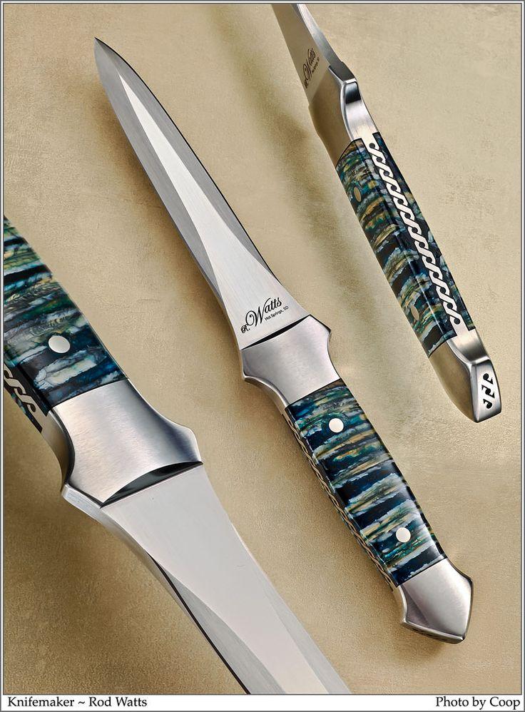 Watts Custom Knives - Home