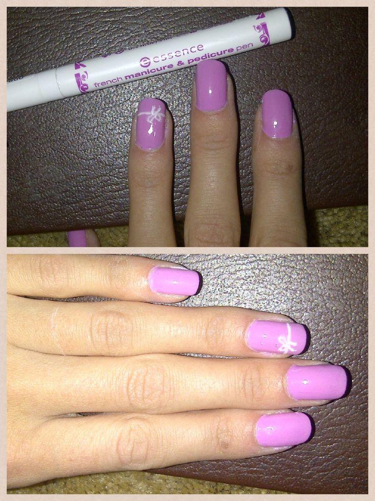 French manicure pedicure pen von essence