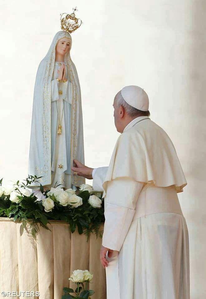 Virgen de fatima ♡