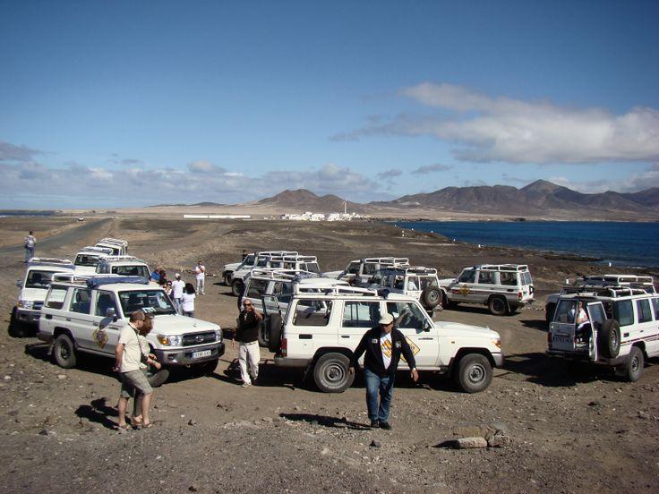 Fuerteventura z Haxelem