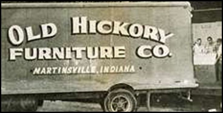 OLD HICKORY FURNITURE CO. | Log Cabin Furniture | Rustic Furniture | Rustic Lighting | Throws since 1899
