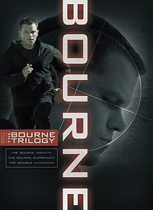 The Bourne Series | As compelling as ever! Matt Damon as the invincible Jason Bourne