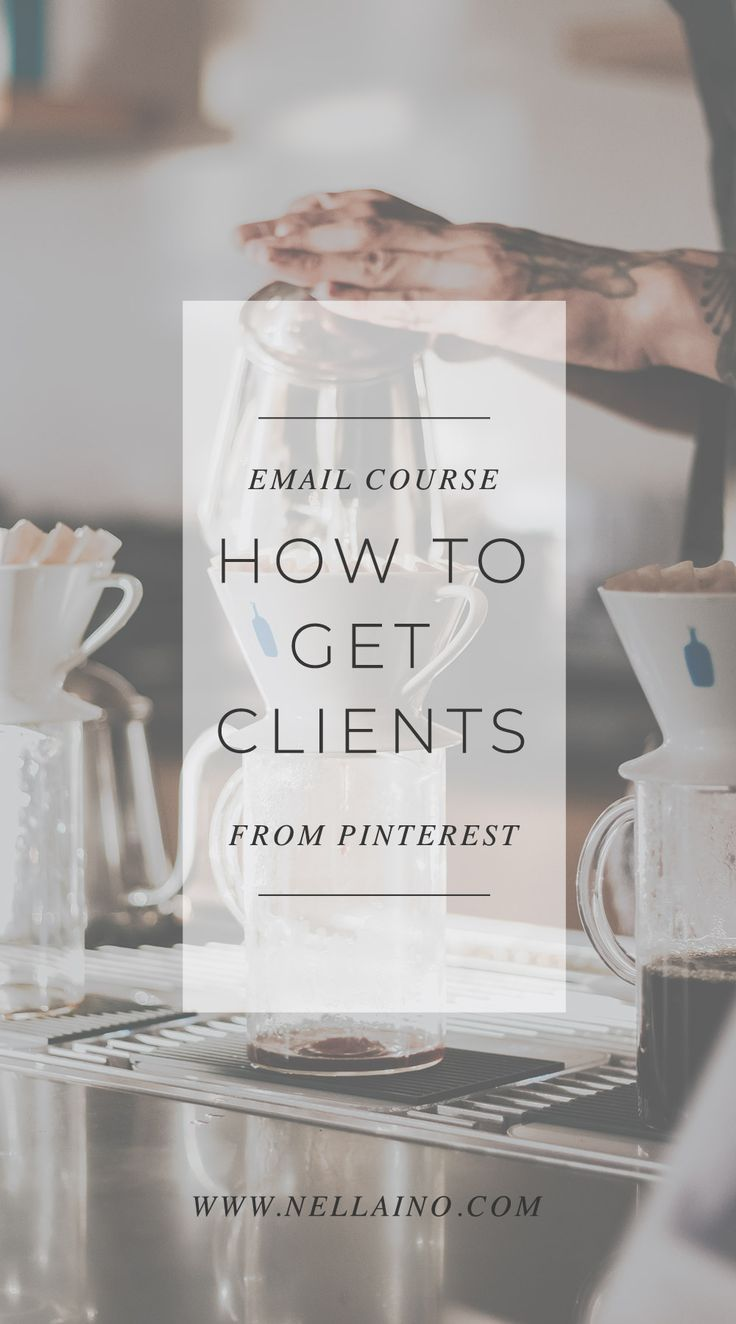 Best 25 online coaching ideas on pinterest business coaching email course how to get clients from pinterest nellaino business 1betcityfo Images