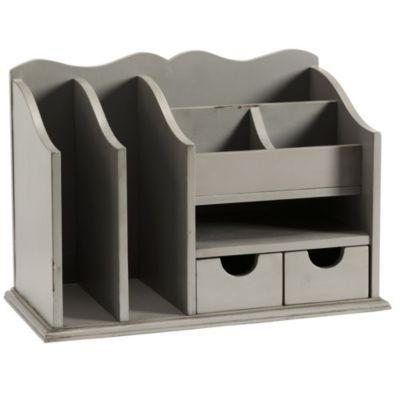 Desk organizer cubicle