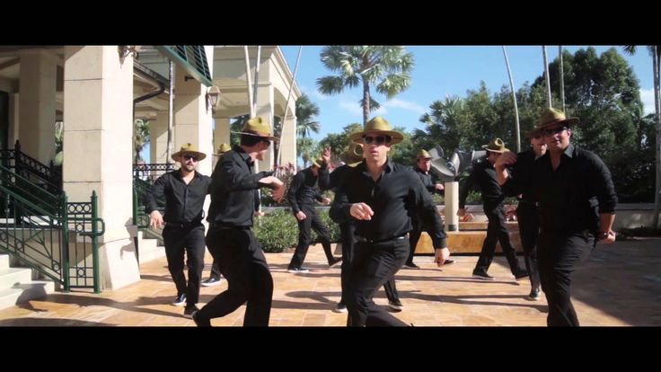 Straight No Chaser - the great acapella group does their own fun version of the Pharrell Williams song 'Happy' (music video)